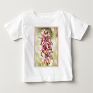 Pale pink orchids baby T-Shirt