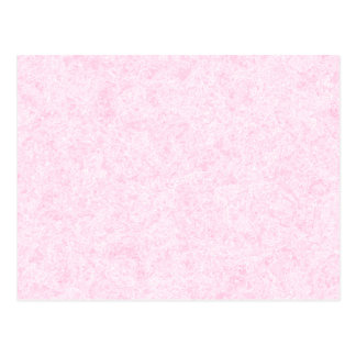 Pale Pink Random Background Pattern. Postcard
