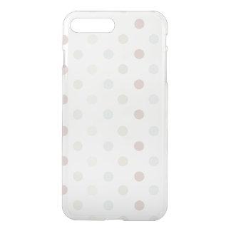Pale Polka Dot iPhone 7 Plus Case