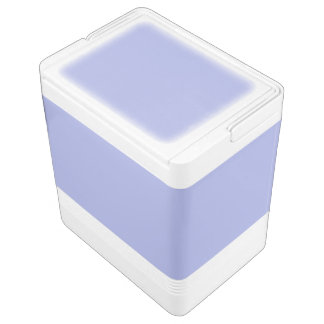 Pale Purple Igloo Cooler