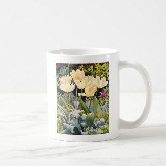 Pale Tulips Coffee Mug