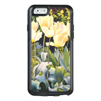 Pale Tulips OtterBox iPhone 6/6s Case