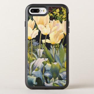 Pale Tulips OtterBox Symmetry iPhone 8 Plus/7 Plus Case