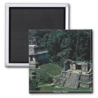 Palenque Mexico Fridge Magnet