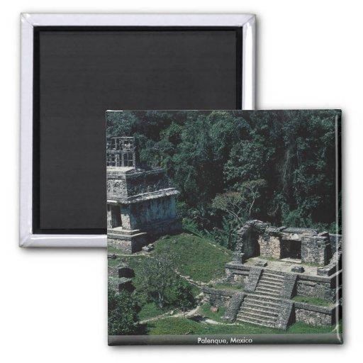 Palenque, Mexico Fridge Magnet