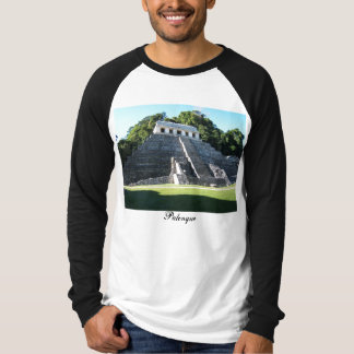 Palenque Temple of Inscriptions, Palenque T-Shirt