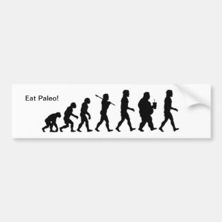 Paleo Products Bumper Sticker