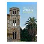 Palermo, Sicily Postcard