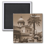 Palermo Square Magnet