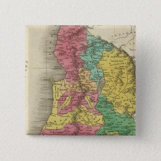 Palestine 15 Cm Square Badge