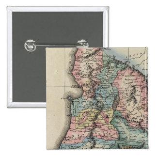Palestine 2 15 cm square badge