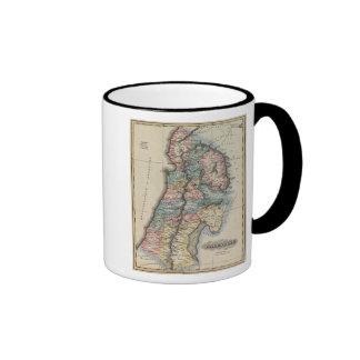 Palestine 2 ringer mug