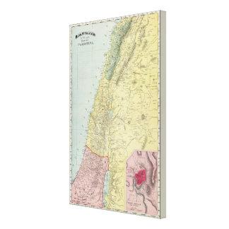 Palestine 3 canvas print