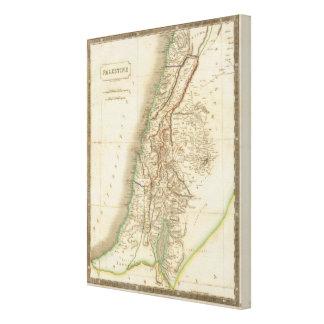 Palestine 4 canvas print