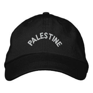 PALESTINE: Adjustable Hat