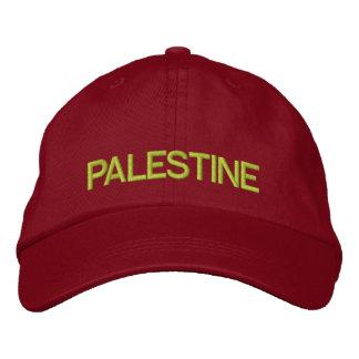 Palestine Adjustable Hat Embroidered Baseball Caps