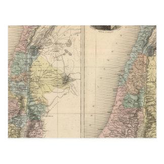 Palestine ancient postcard