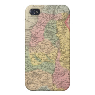 Palestine and Adjacent Countries 2 iPhone 4/4S Covers