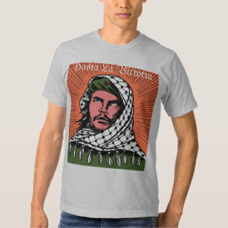 Palestine Che T Shirts