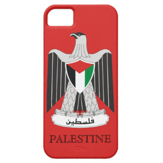 palestine coat of arms iPhone 5 cover