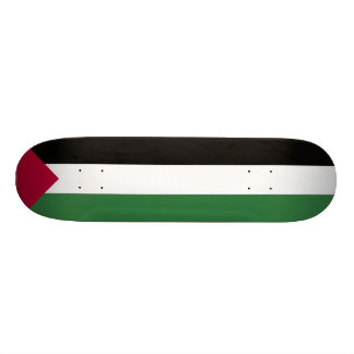 Palestine Flag 20.6 Cm Skateboard Deck