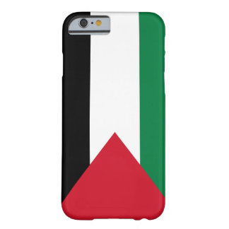 Palestine Flag Barely There iPhone 6 Case