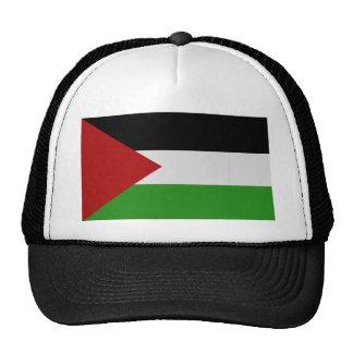Palestine Flag Trucker Hat