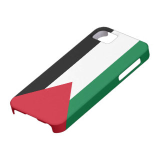 Palestine Flag Case For The iPhone 5