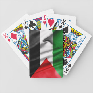 Palestine Flag Deck Of Cards