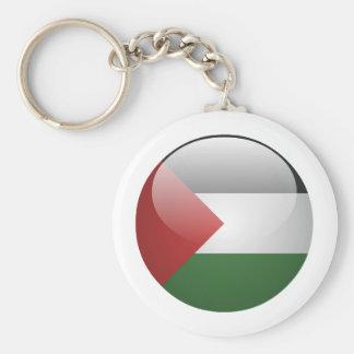 Palestine Flag Key Ring