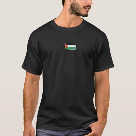 Palestine Flag & Qur'an 4:75 T-Shirt
