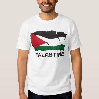 Palestine Flag Tee Shirt