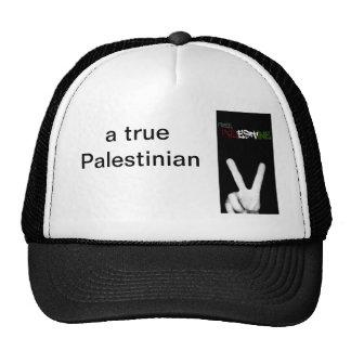 palestine mesh hats
