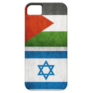 PALESTINE & ISRAEL PEACE FLAG iPhone 5 CASE