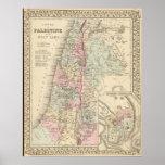 Palestine, Jerusalem Poster