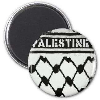 Palestine Keffiyah Magnet