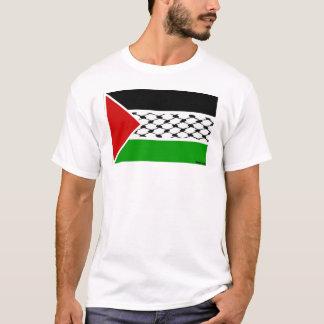 Palestine Keffiyeh Flag T-Shirt