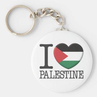 Palestine Key Ring