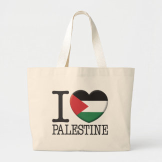 Palestine Large Tote Bag