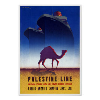 Palestine Line Posters