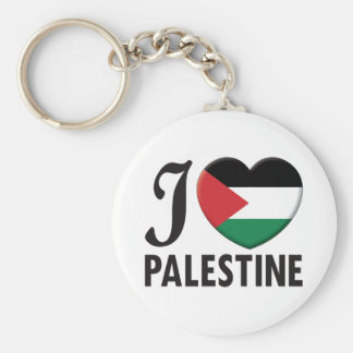 Palestine Love Key Ring
