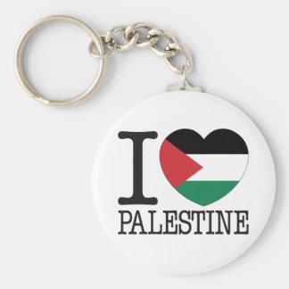 Palestine Love v2 Key Ring