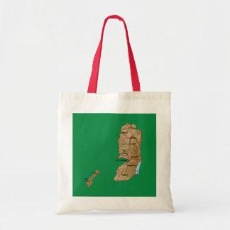 Palestine Map Bag