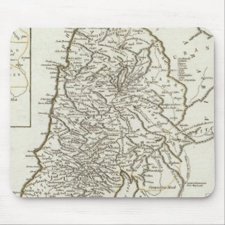 Palestine Map Mouse Pad