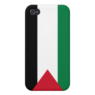 Palestine National Nation Flag  iPhone 4/4S Cases