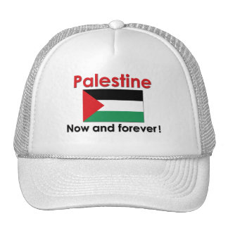 Palestine Now And Forever Trucker Hat