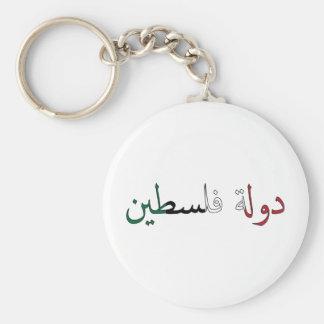 Palestine / Palestina Key Ring