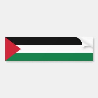 Palestine/Palestinian Flag Bumper Sticker