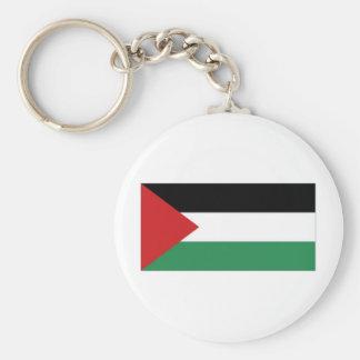 Palestine Palestinian Flag Key Ring