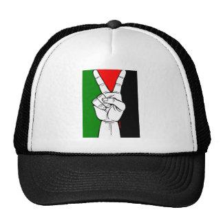 Palestine Peace Flag Cap